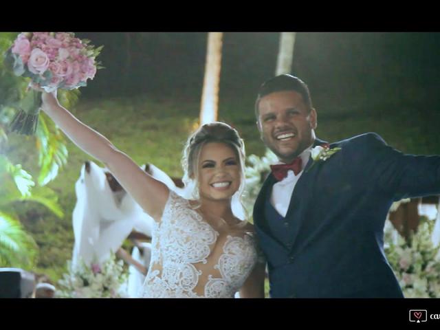 O casamento de Marlon e Jéssica em Belo Horizonte, Minas Gerais 1