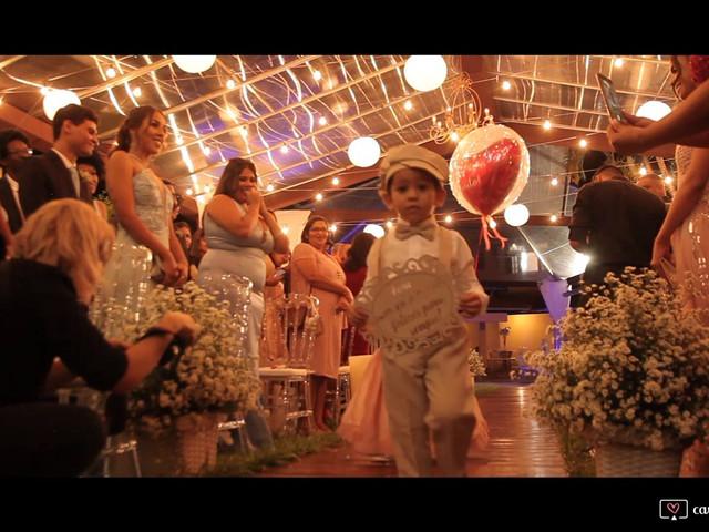 O casamento de Fábio e Carine em Belo Horizonte, Minas Gerais 1