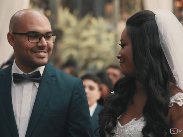 O casamento de Luan e Rozanny em Rio de Janeiro, Rio de Janeiro 1