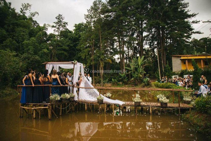 Casamento llago