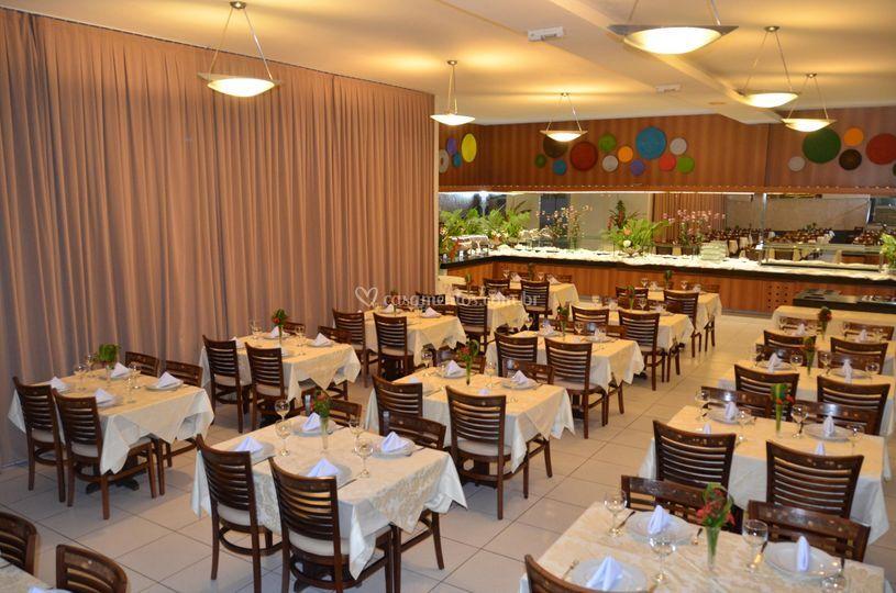 Restaurante Arituba Park Hotel
