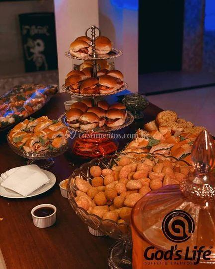 Gods Life Buffet & Eventos