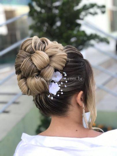 Penteados para Noiva