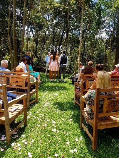 Esp. Clube Carvão Mini Wedding