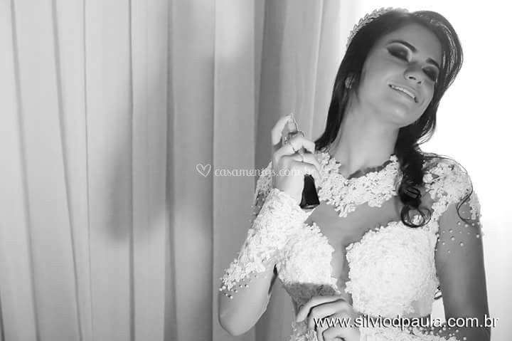 Noiva Luciana!