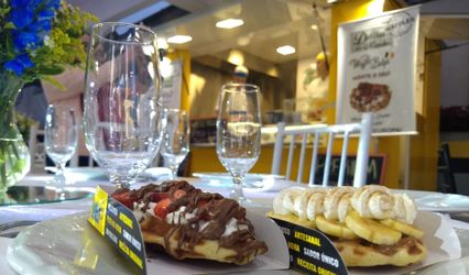 Delícias do Mundo Waffles