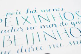 Juliana Moore Caligrafia e Lettering