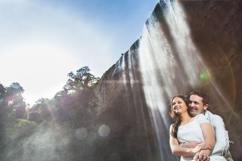 Ensaio cachoeira