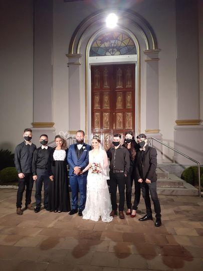 Casamento em Farroupilha!