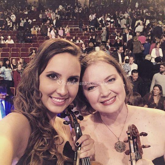 Violinistas Violinarte