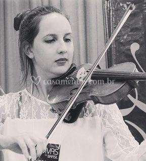 Violinista para cerimônia