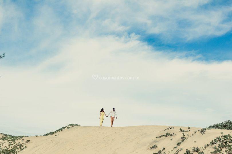 Pré-wedding - Thiago e Thayná