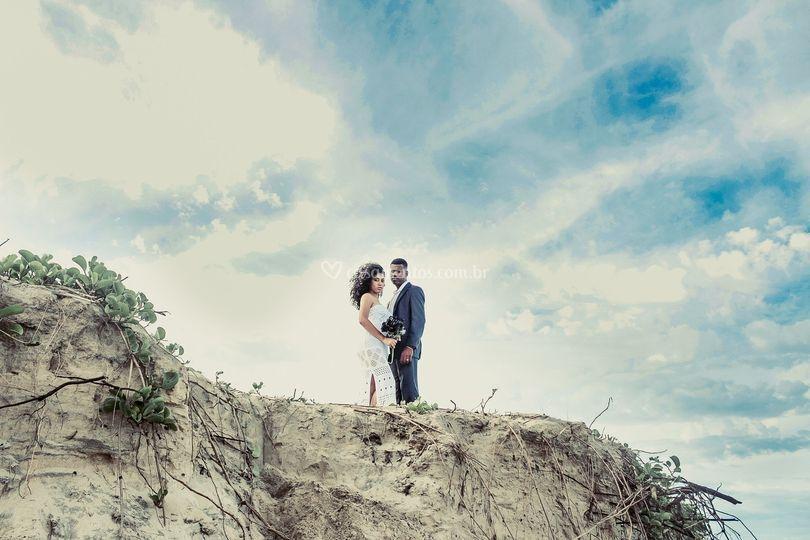 Street wedding - Thiago e Thayná