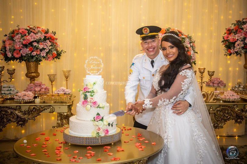 Casamento lilian e jadson