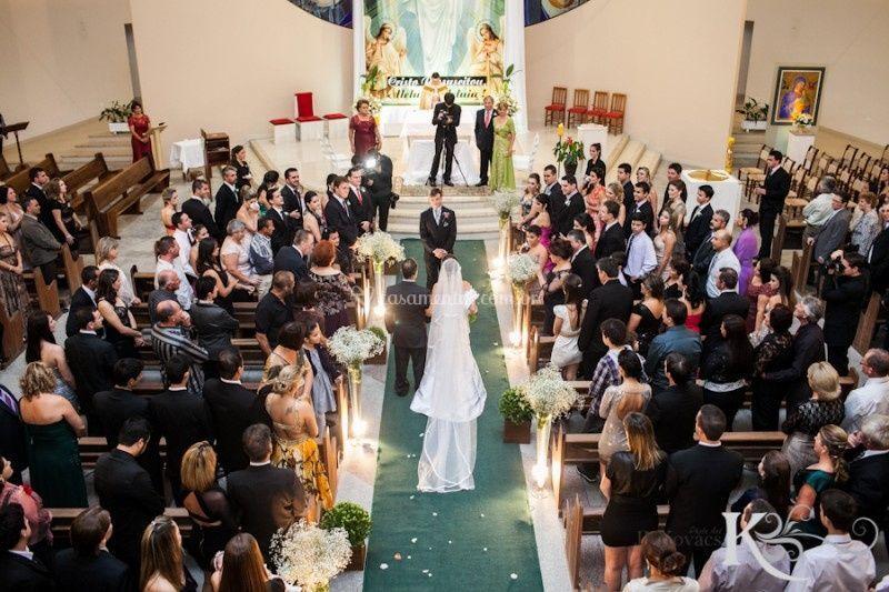 Grandes casamentos