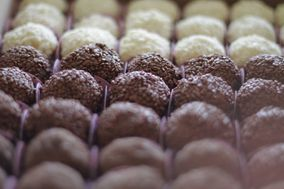 Bolinha de Chocolate Brigadeiros Gourmet