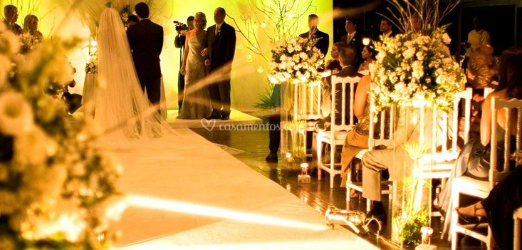 Espaço para cerimônias