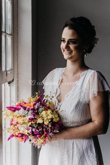 Uma noiva de Luz