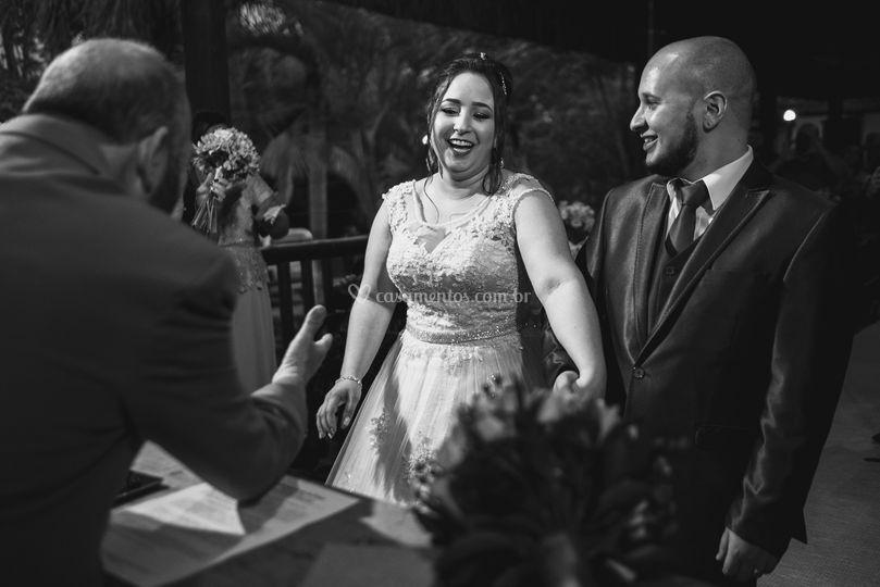 Casamento Rodney e Jessica