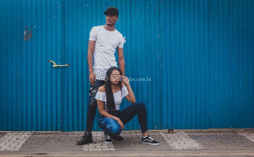 Ensaio casal
