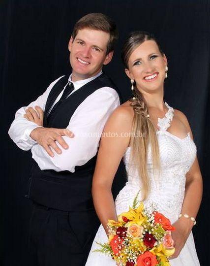 Lindos noivos