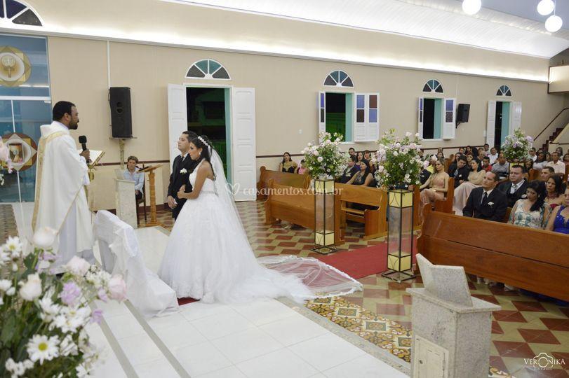 Casamento de Flávia e Luiz