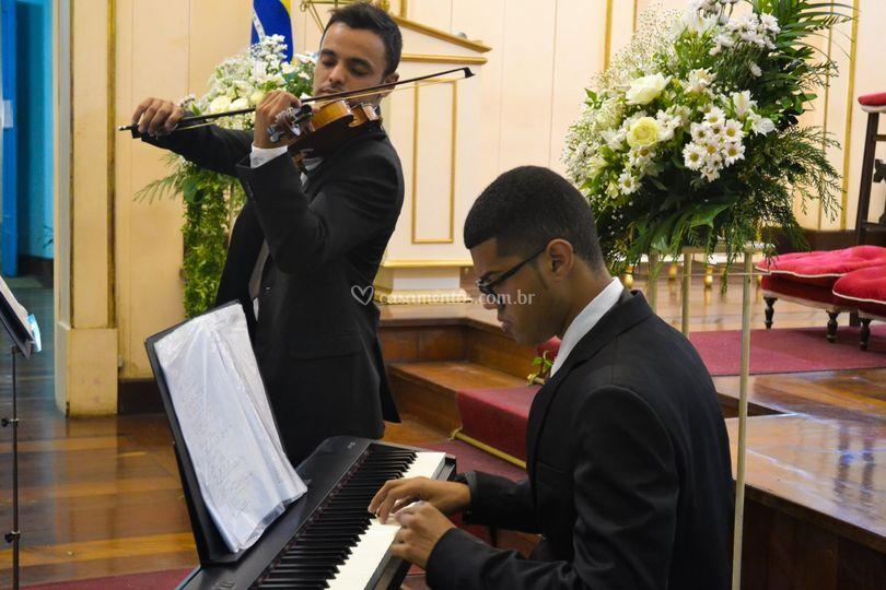 Duo Piano e Violino