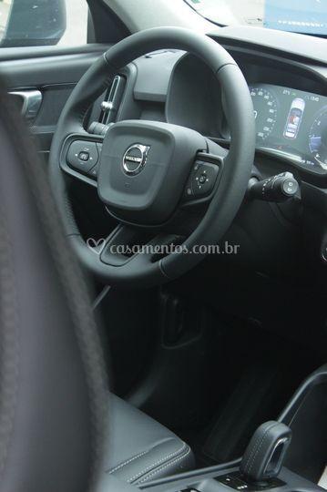 Volvo XC 40 Interior