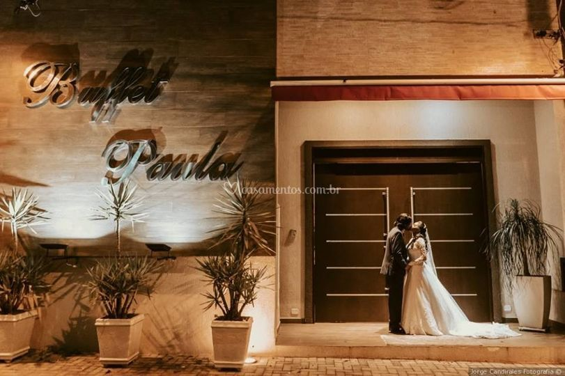 Buffet Paula Matrimonial