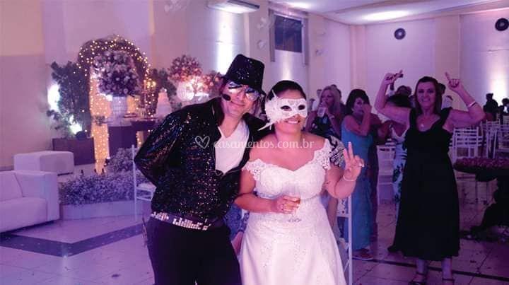 Michael e a Noiva