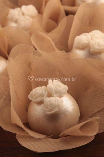 Bouquet de açaí com granola