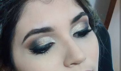 Aline Amaral Silva Makeup 1