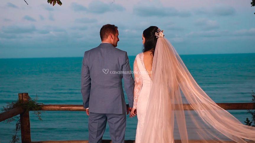 Casamento em Pipa, RN