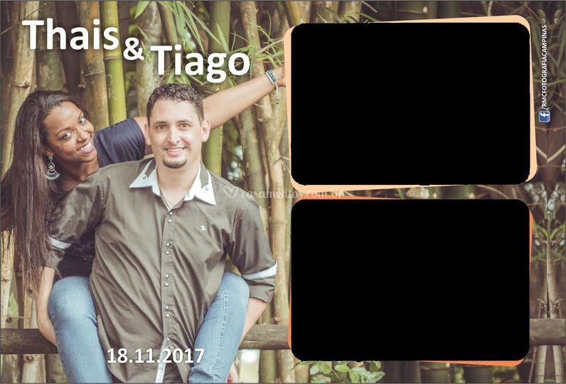 Opção com 2 fotos