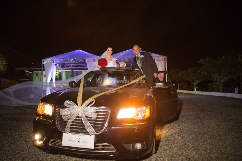 Após cerimonia