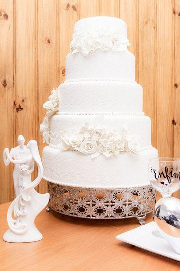 Aquele bolo lindo!!