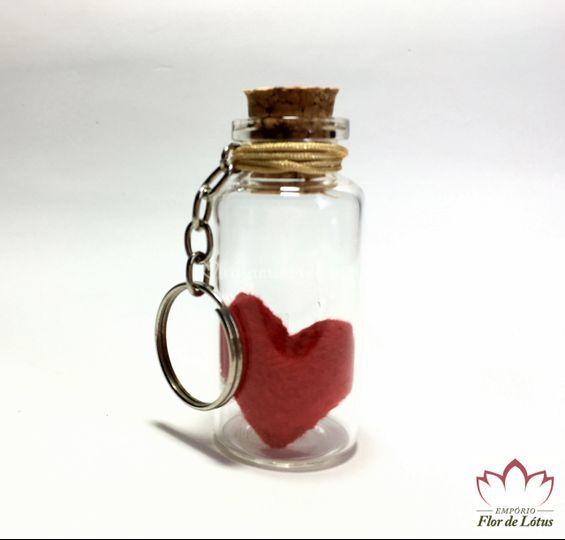 Chaveiro Amor pra Você