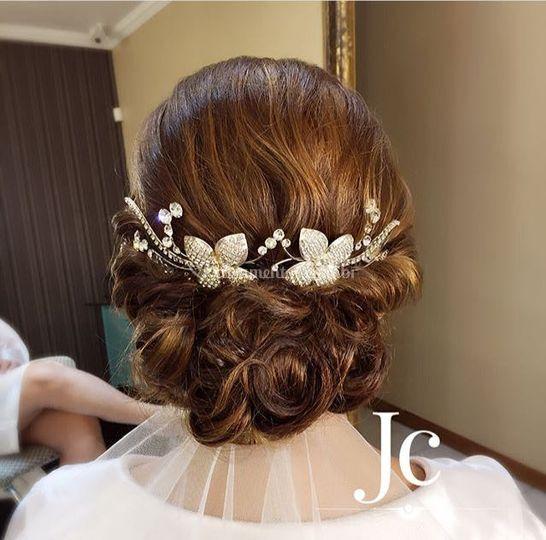 Penteado - Dia da Noiva