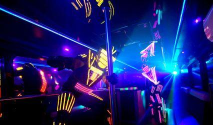Robô de LED Tático 2