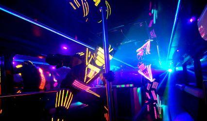 Robô de LED Tático