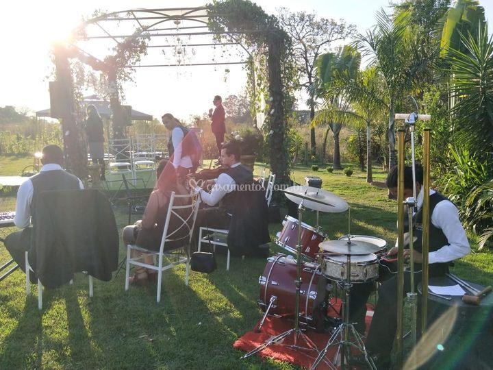 Musicos para cerimonia