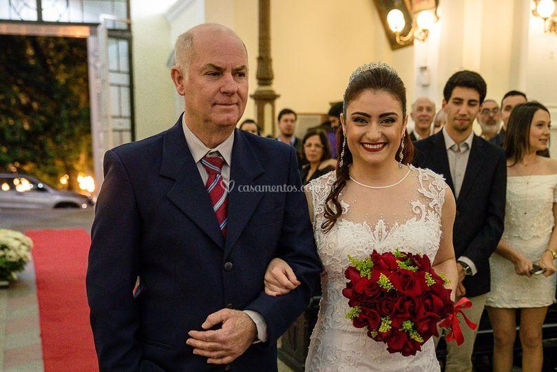 Casamento Aline e Samuel