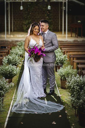 Casamento Gabrielle e Edvan