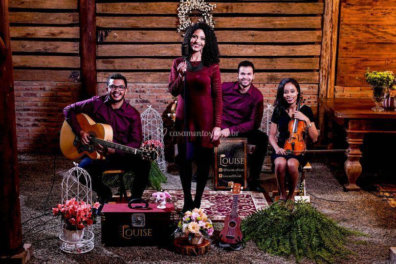 Louise | Quarteto
