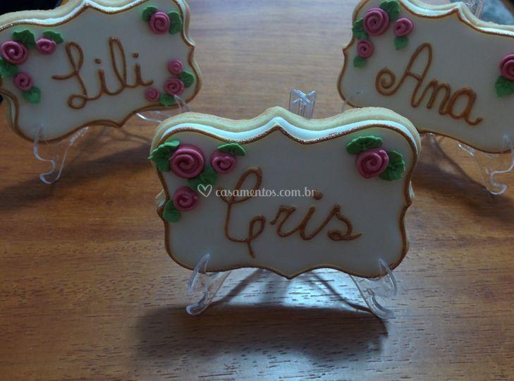 Cookies decorados