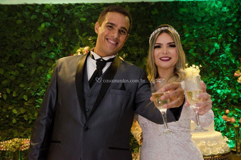 Casamento Jessica e alan
