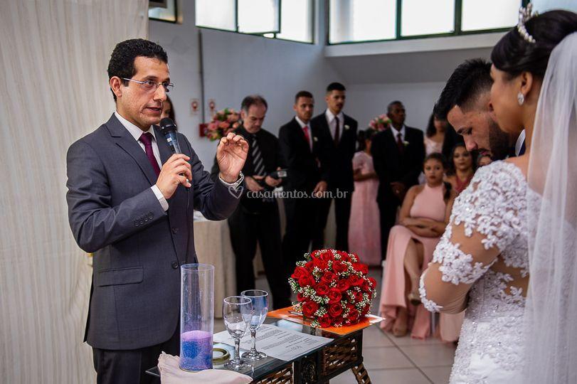 Edson Ferreira Celebrante