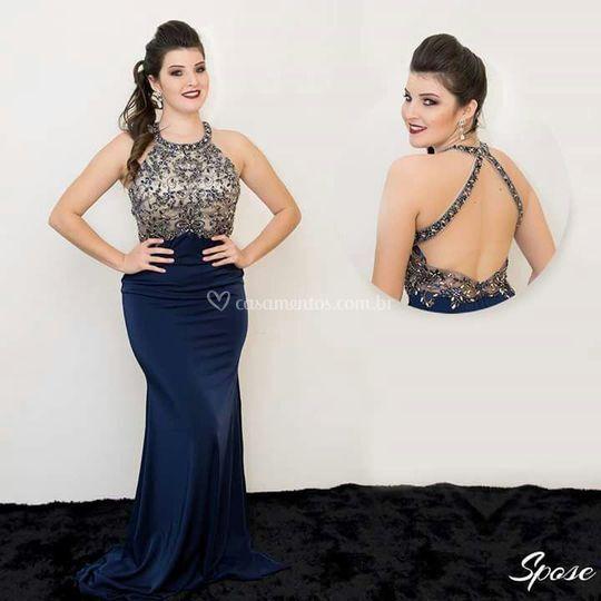 Vestido da nossa linha Premium