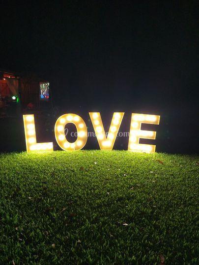 "Love 'gigante """