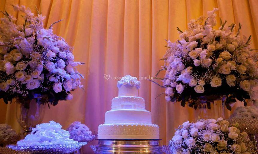 Bolos para seu casamento